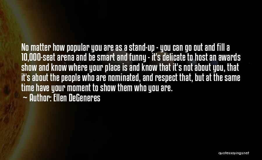 Funny Most Popular Quotes By Ellen DeGeneres