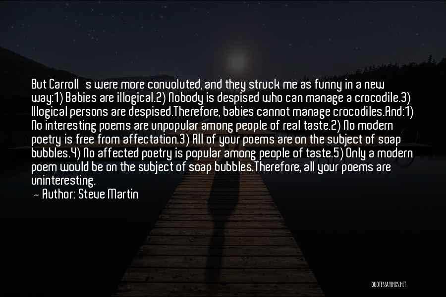 Funny Most Popular Quotes By Steve Martin