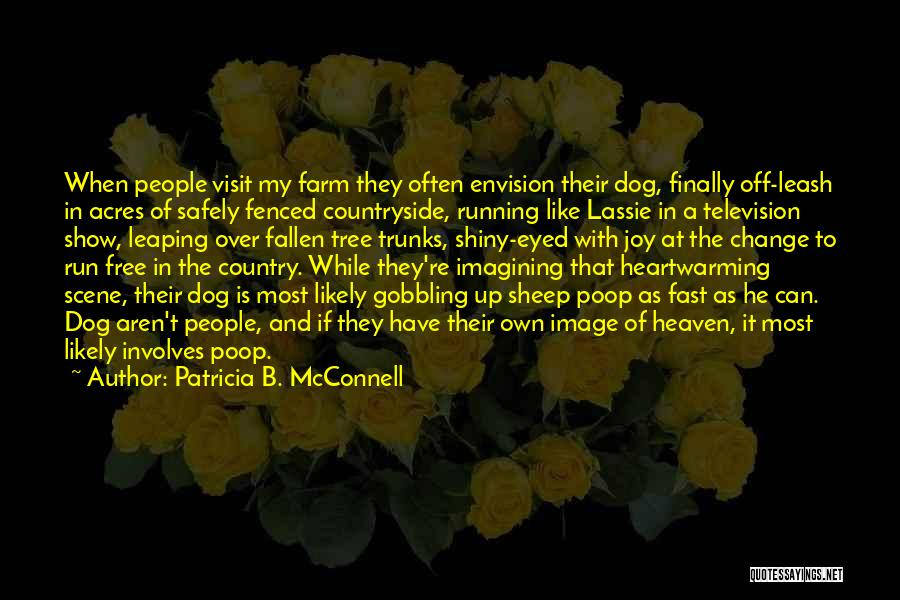 Funny My Dog Quotes By Patricia B. McConnell