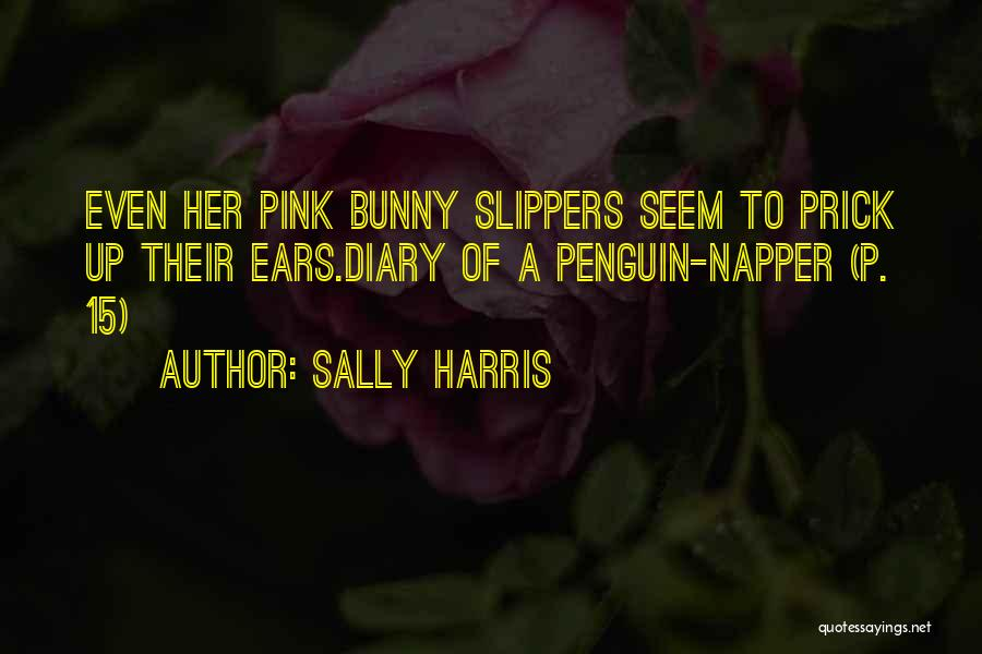 Funny P.s Quotes By Sally Harris