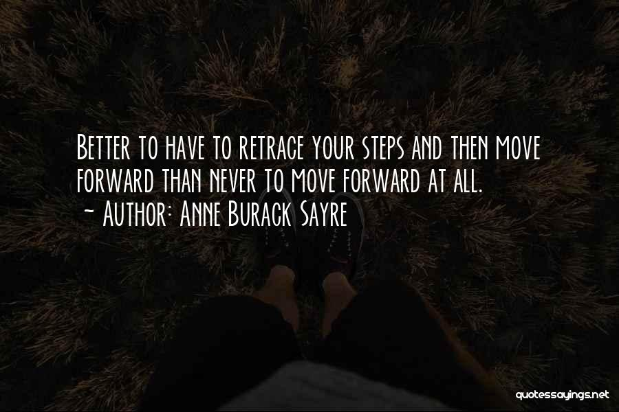Funny School's Over Quotes By Anne Burack Sayre