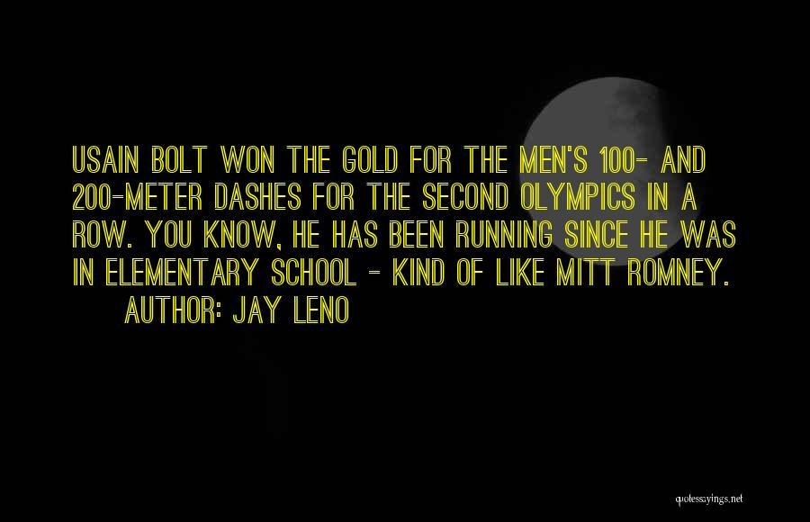 Funny School's Over Quotes By Jay Leno