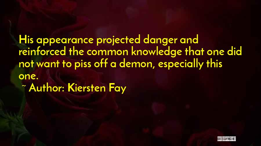 Funny Science Fiction Quotes By Kiersten Fay