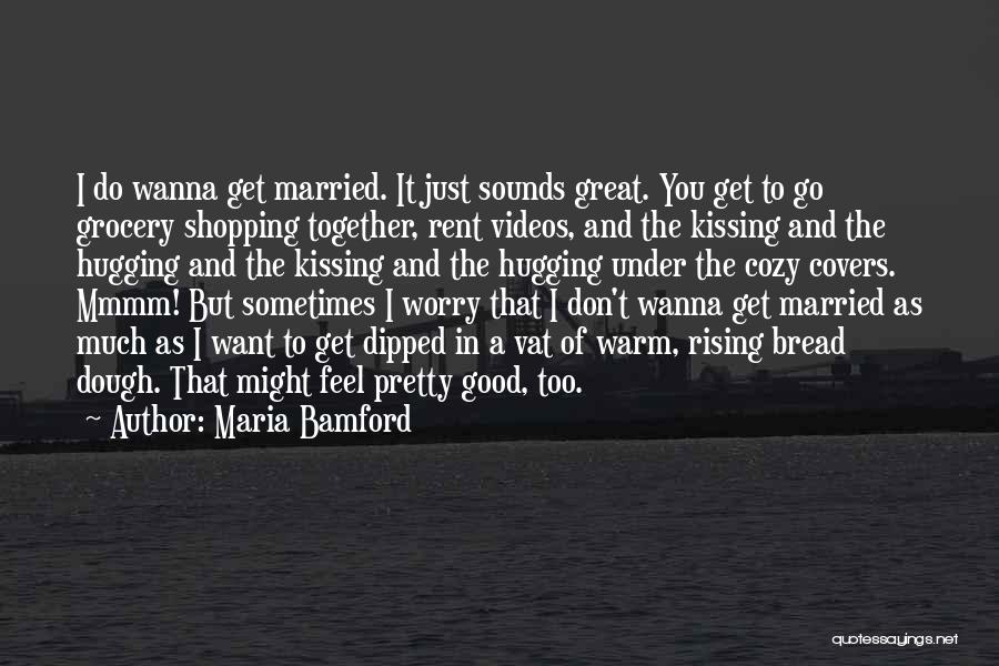Funny Shopping Quotes By Maria Bamford