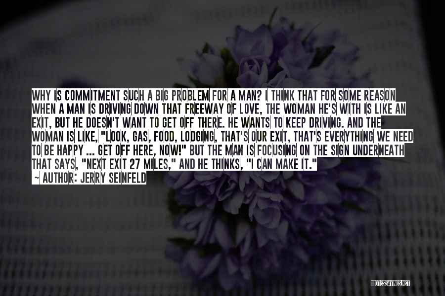 Funny Sign In Quotes By Jerry Seinfeld
