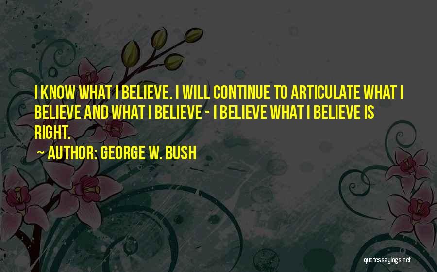 Funny Silly Quotes By George W. Bush