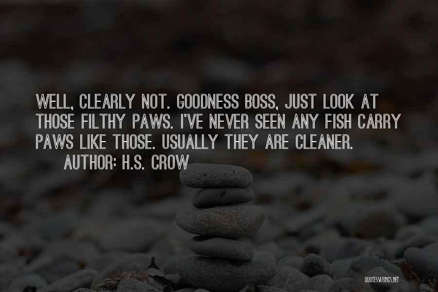 Funny Silly Quotes By H.S. Crow
