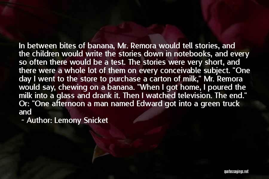 Funny Silly Quotes By Lemony Snicket