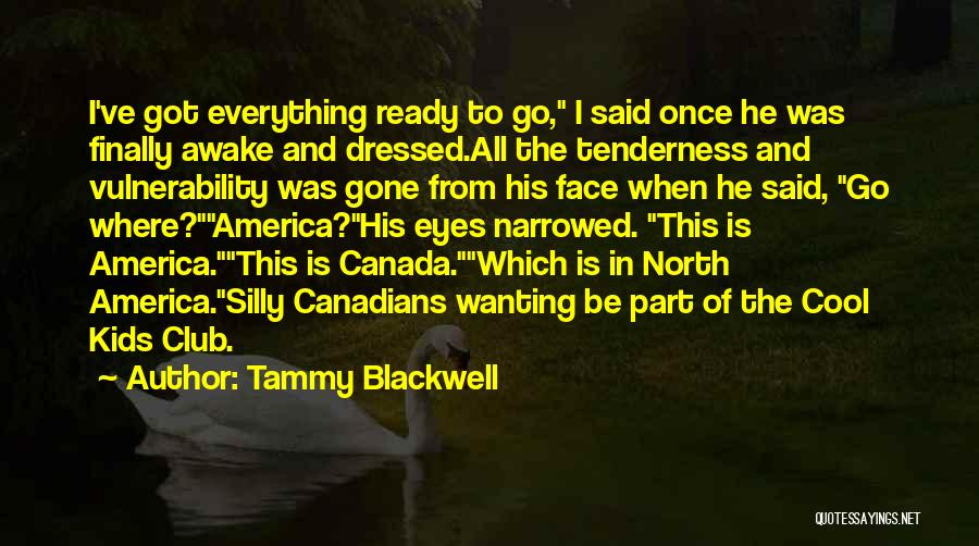 Funny Silly Quotes By Tammy Blackwell