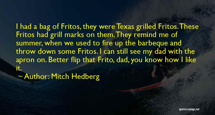 Funny Summer Quotes By Mitch Hedberg