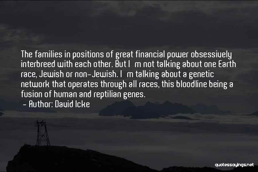 Fusion Quotes By David Icke