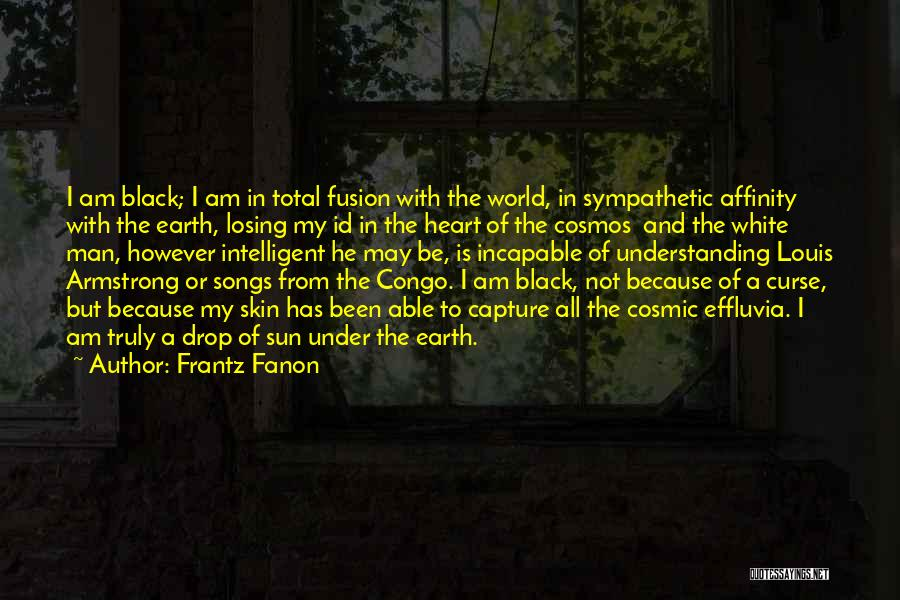 Fusion Quotes By Frantz Fanon