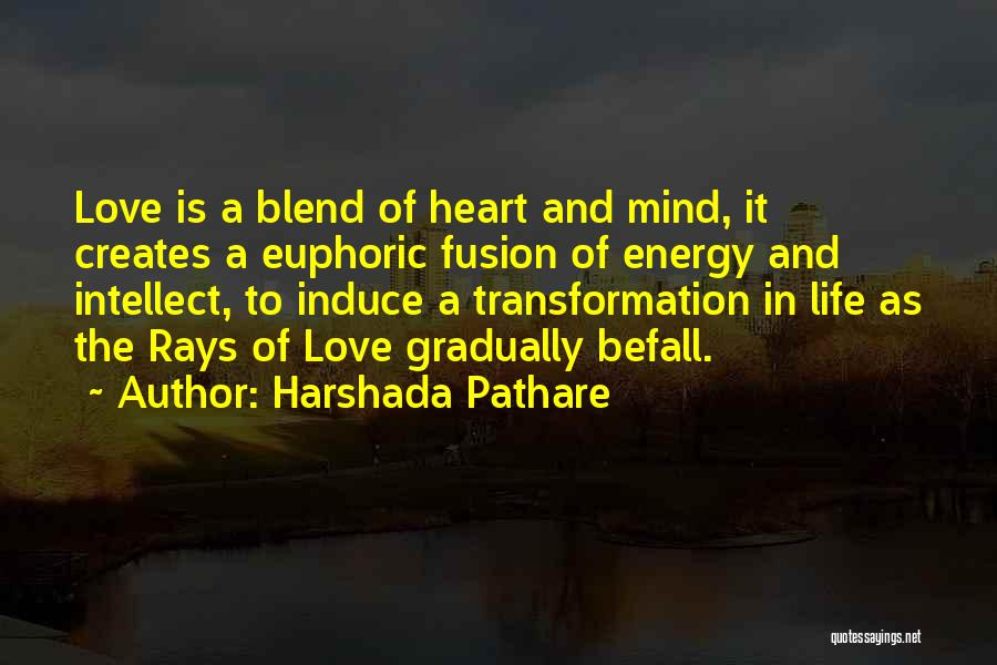 Fusion Quotes By Harshada Pathare