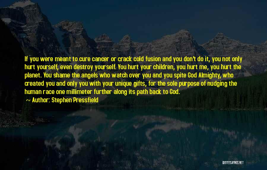 Fusion Quotes By Stephen Pressfield