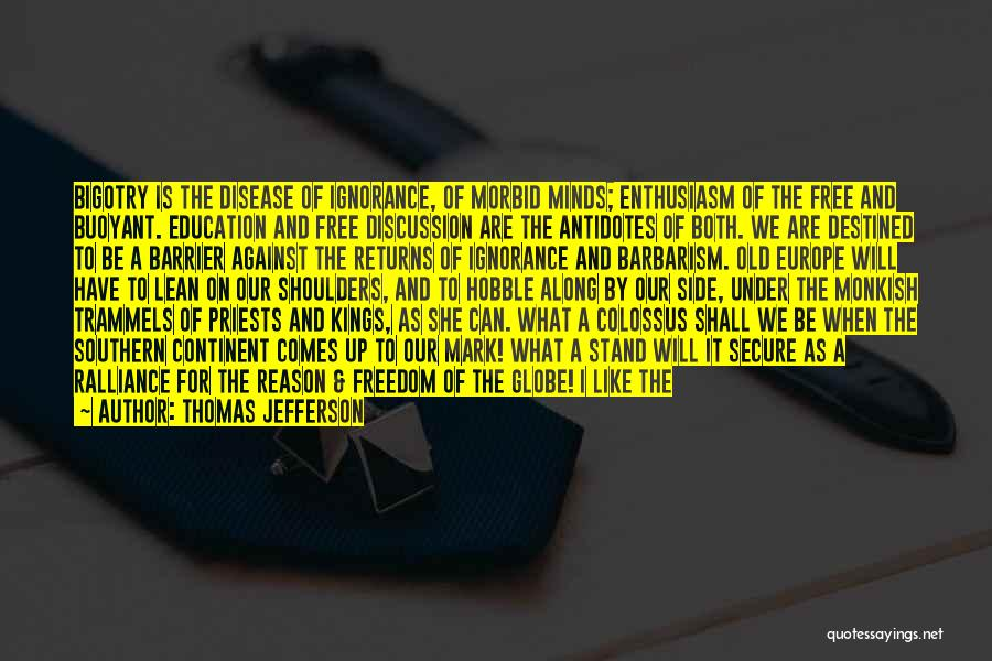 Future And Education Quotes By Thomas Jefferson