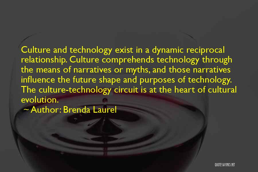 Future And Technology Quotes By Brenda Laurel