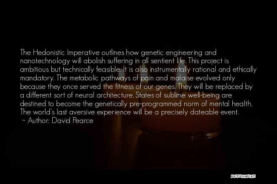 Future And Technology Quotes By David Pearce