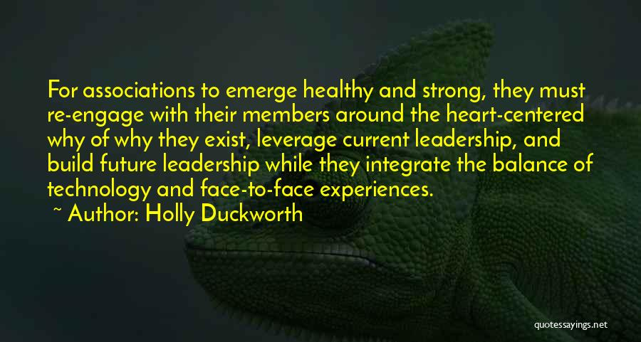 Future And Technology Quotes By Holly Duckworth