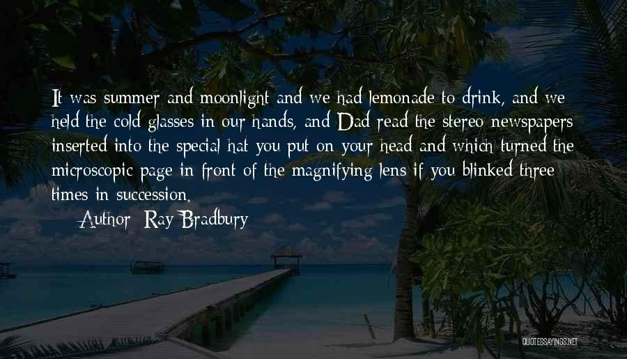 Future And Technology Quotes By Ray Bradbury