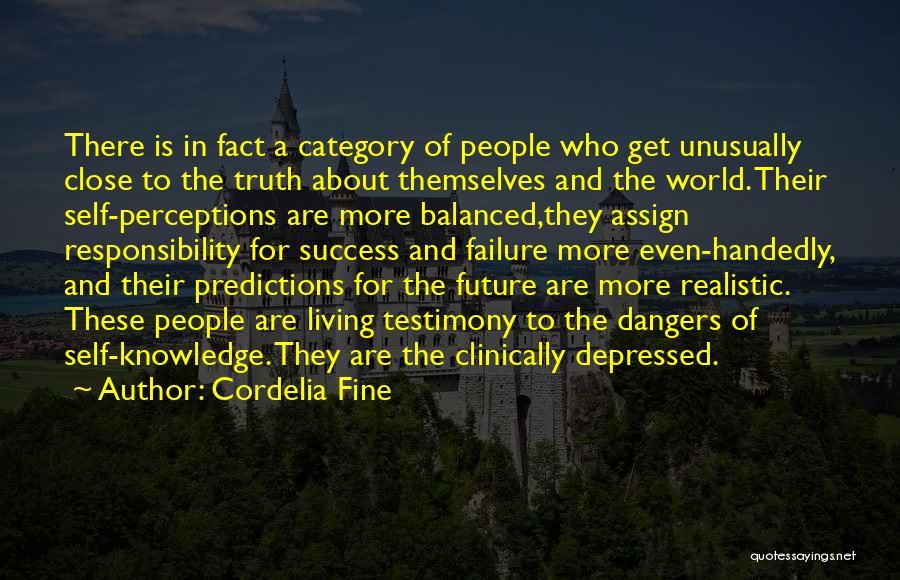 Future World Quotes By Cordelia Fine