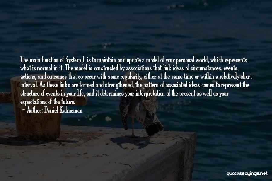 Future World Quotes By Daniel Kahneman