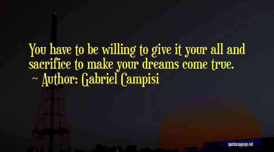 Gabriel Campisi Quotes 1349911