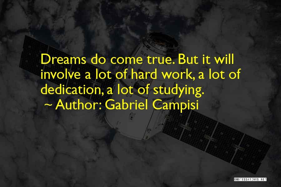 Gabriel Campisi Quotes 532213