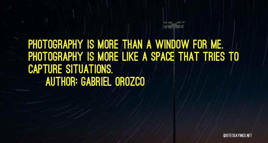 Gabriel Orozco Quotes 1133646