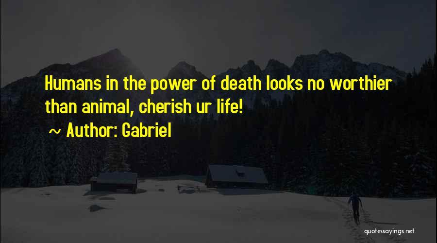 Gabriel Quotes 396184