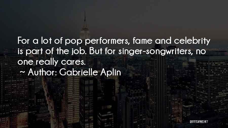 Gabrielle Aplin Quotes 1561500