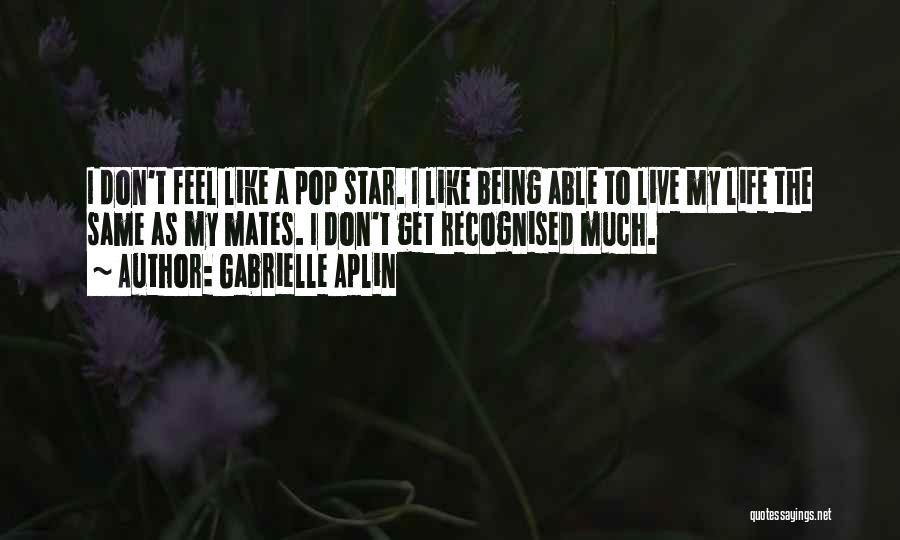 Gabrielle Aplin Quotes 193372