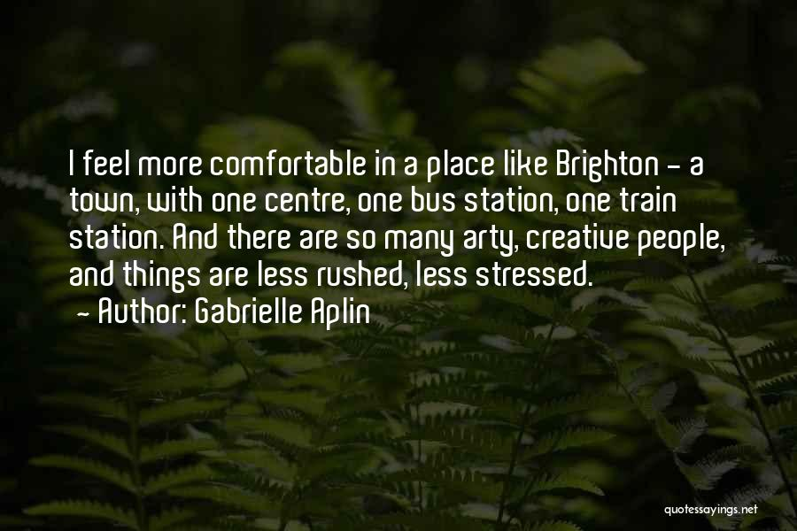 Gabrielle Aplin Quotes 2123926