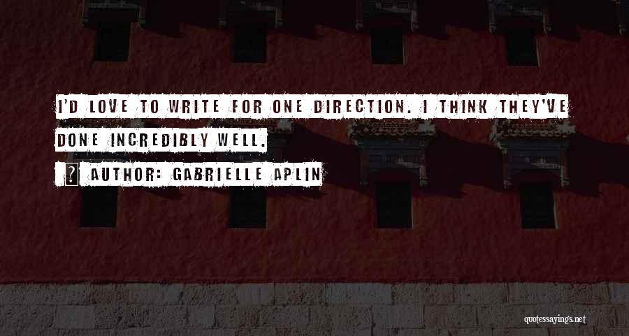 Gabrielle Aplin Quotes 623324