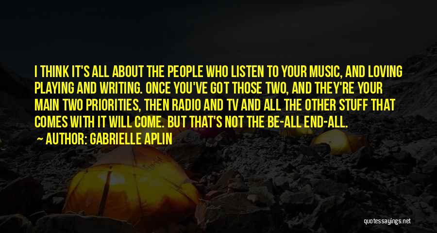 Gabrielle Aplin Quotes 895439