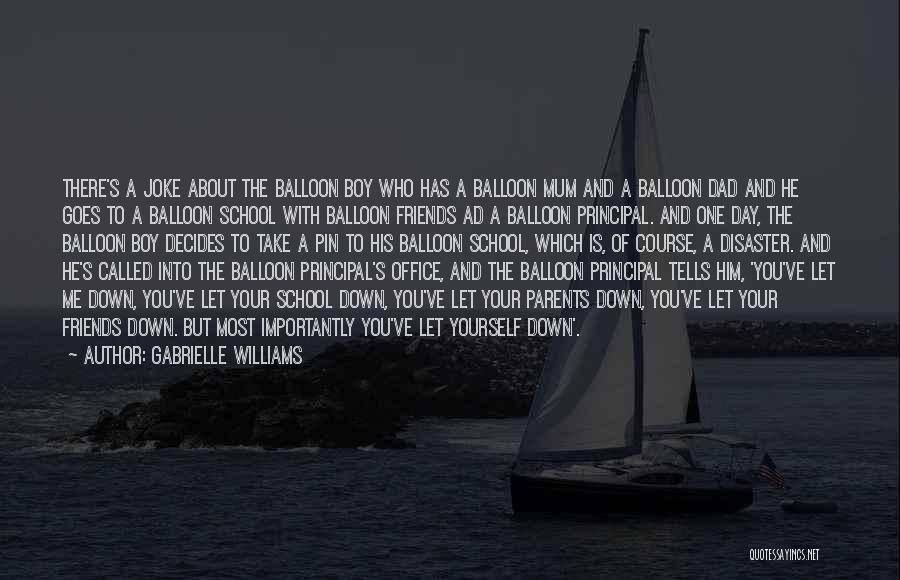 Gabrielle Williams Quotes 83157