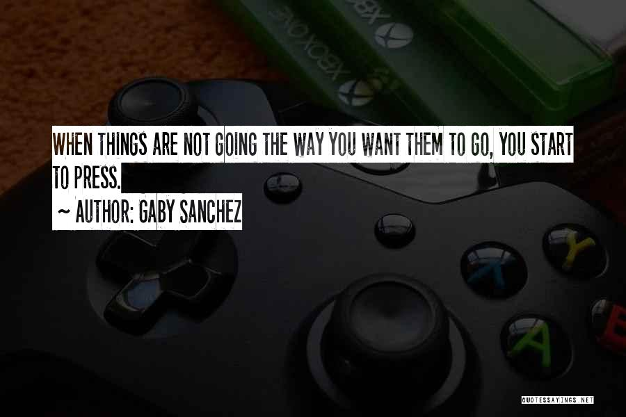 Gaby Sanchez Quotes 313369