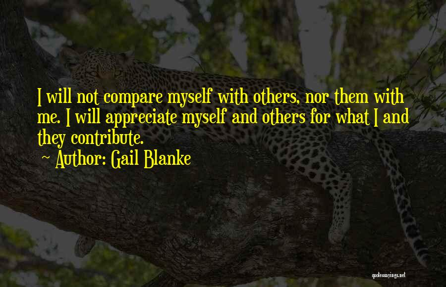 Gail Blanke Quotes 998106
