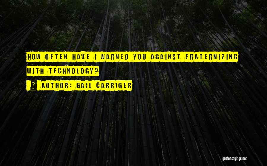 Gail Carriger Quotes 1029348