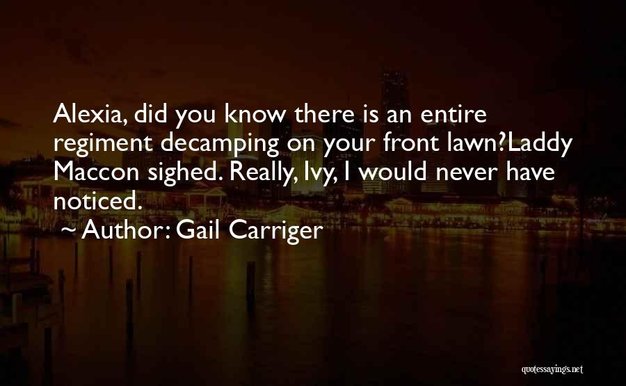 Gail Carriger Quotes 1107785