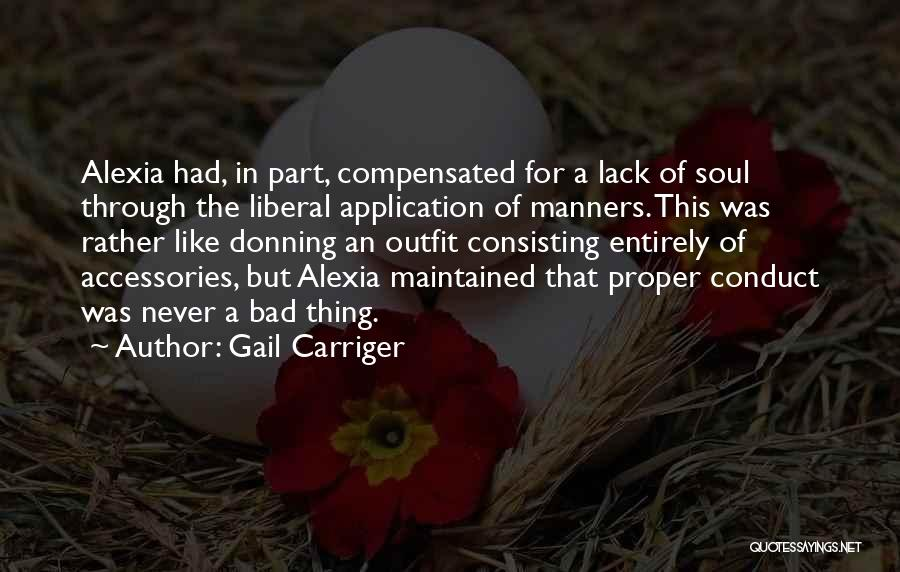 Gail Carriger Quotes 1206745