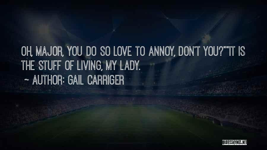 Gail Carriger Quotes 1278089