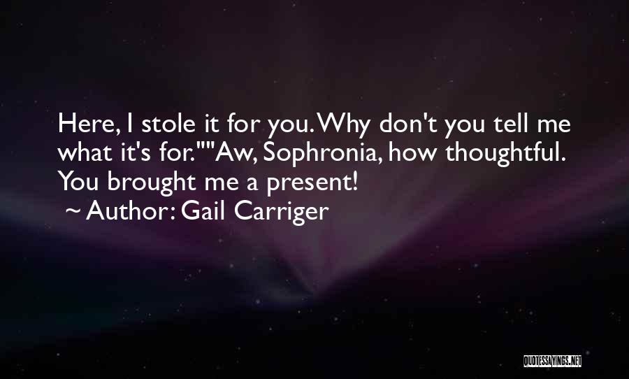 Gail Carriger Quotes 1355197