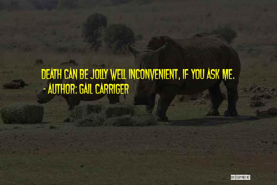 Gail Carriger Quotes 1454416