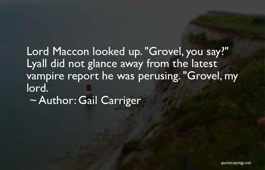 Gail Carriger Quotes 1516359