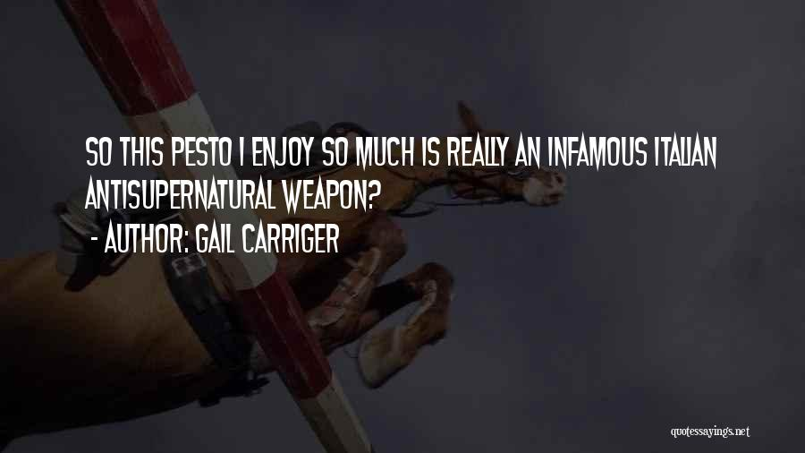 Gail Carriger Quotes 152219