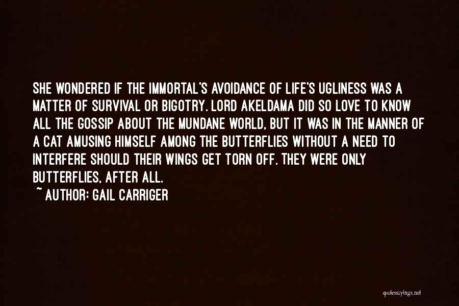 Gail Carriger Quotes 1533387