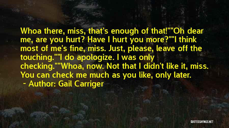Gail Carriger Quotes 157420