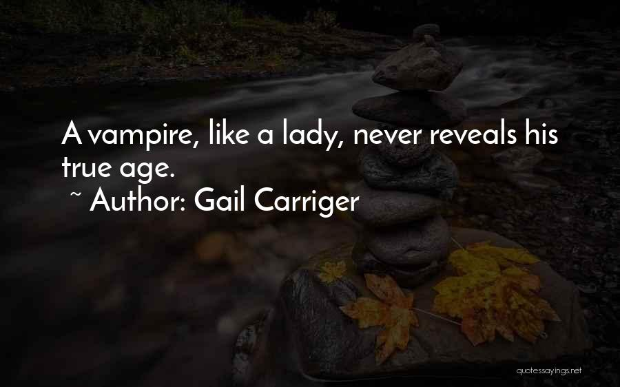 Gail Carriger Quotes 1850411