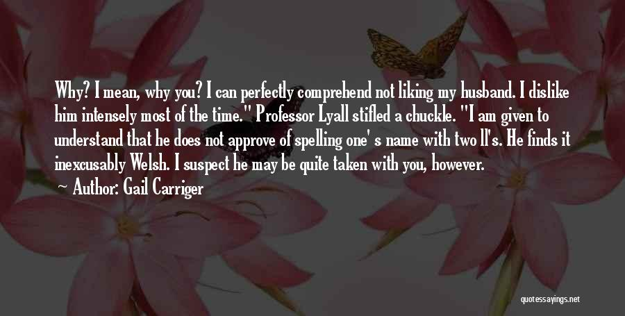 Gail Carriger Quotes 1913737