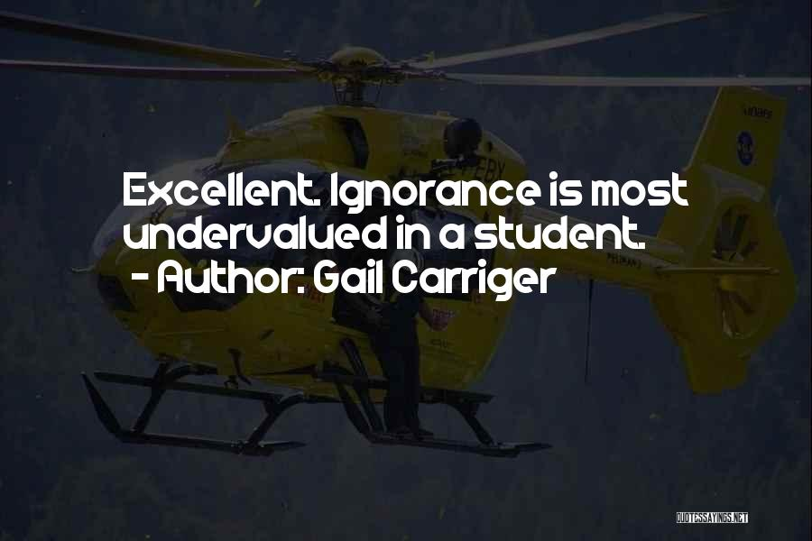 Gail Carriger Quotes 1918141